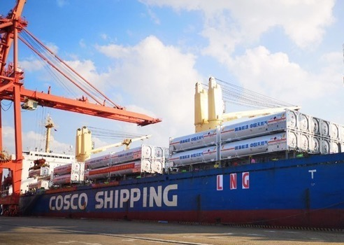 Global tank container fleet jumps 11% led by China