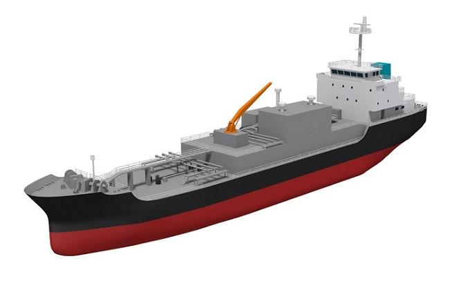 JMU contracted to build revolutionary bunker tanker