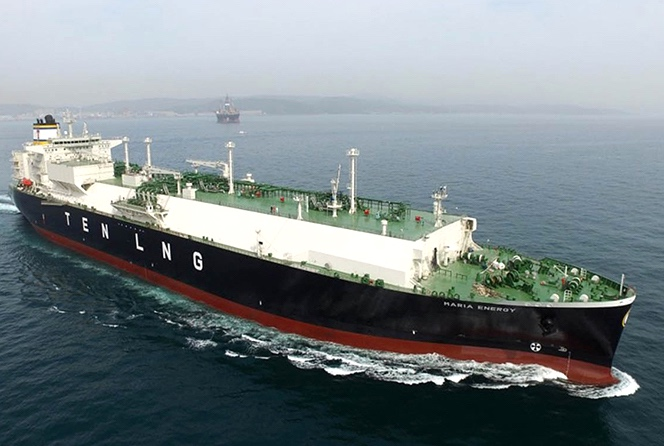 One in three LNG carriers on order are Greek
