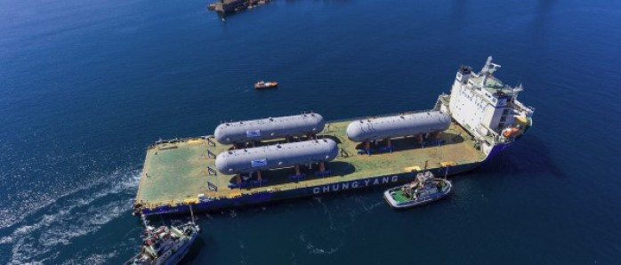 BigLift and Chung Yang partner up in heavylift shipping