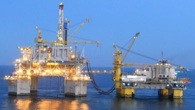 Photo of Atlantica tender rig extended by Petrobras