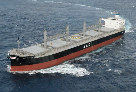 D'Amico adds four supramaxes after closing JV with Coeclerici