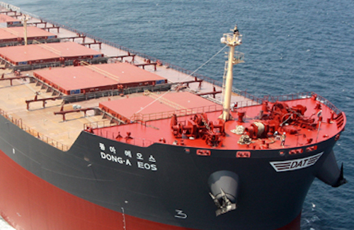 Dong-A Tanker seeks court protection