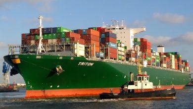 Photo of 20-row Evergreen boxship set to make landmark Panama Canal transit