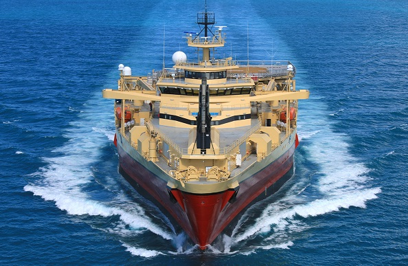 NYK diversifies into the geophysical survey business