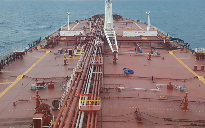 Andromeda Shipping picks up Great Eastern suezmax tanker