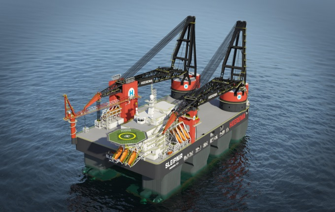 Heerema awarded offshore wind contract by Petrofac