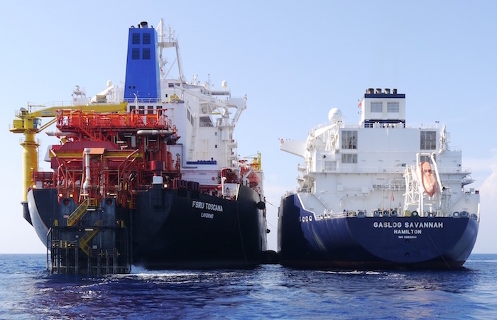 First State Investments takes Uniper's stake in OLT Offshore Toscana