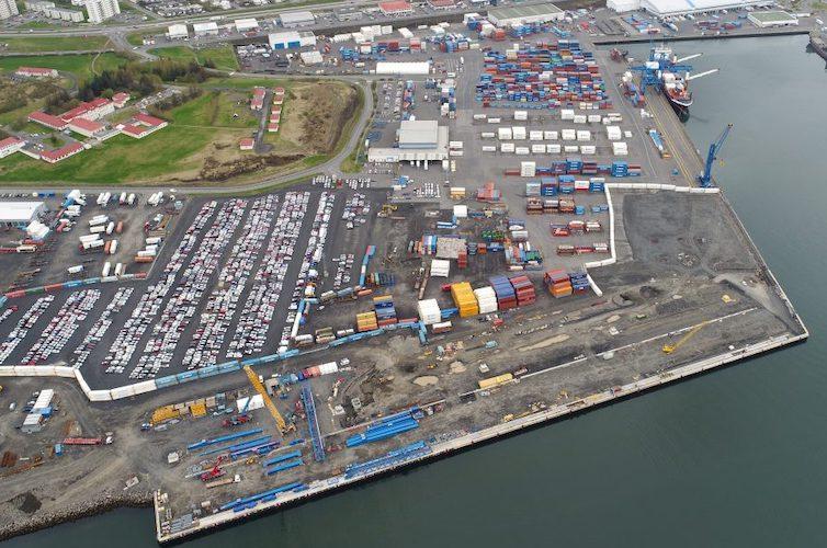 Iceland creates 0.1% SECA