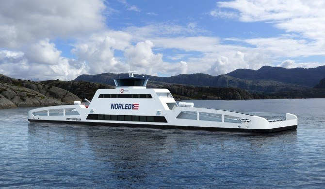 Flagships secures funding for two hydrogen-powered vessels