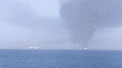 Photo of Tankers torpedoed in the Middle East