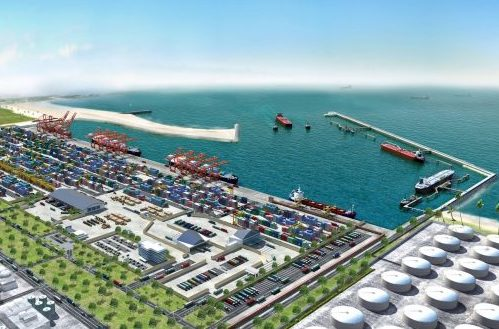 Tanzania scraps massive Chinese port project