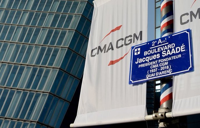 Marseille names street in honour of CMA CGM's founder