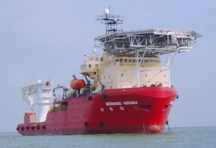 Mermaid Maritime awarded $7.4m worth of new contracts