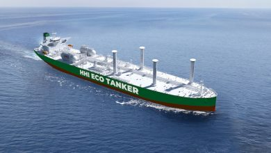Photo of Hyundai Heavy pushes ahead with LNG-fuelled VLCC with rotor sails