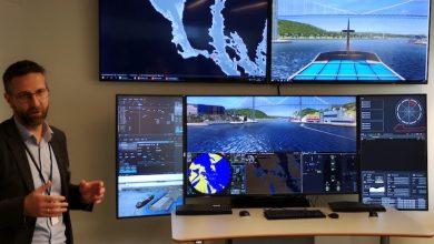 Photo of Nor-Shipping delegates get a glimpse of Wilhelmsen's autonomous shipping plans