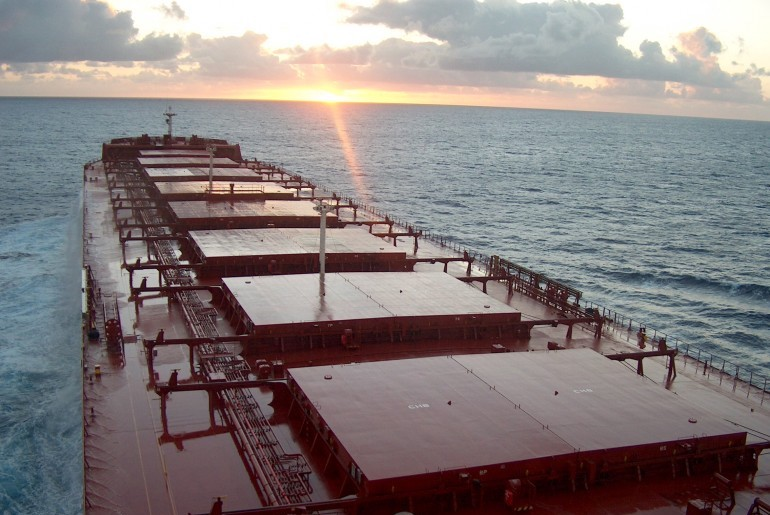 BHP warns shipping of looming carbon levy