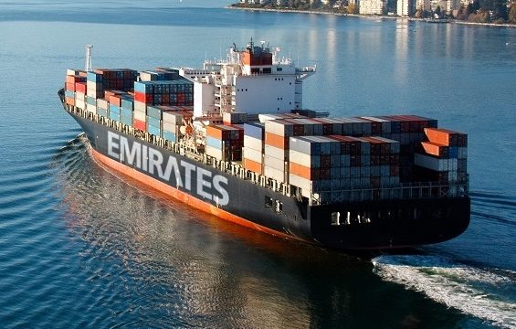 Emirates Shipping Line revises down its war risk surcharge