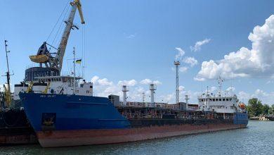 Photo of Ukraine seizes Russian tanker