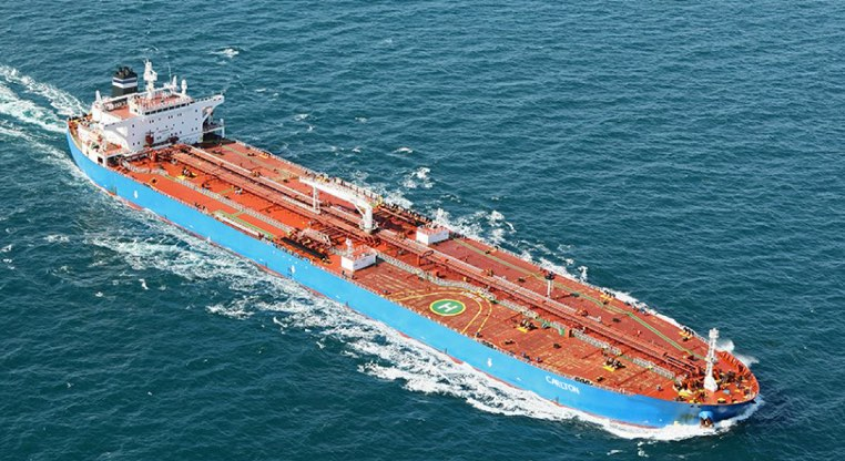 Union Maritime orders up to four aframaxes at Cosco Shipping Heavy Industry