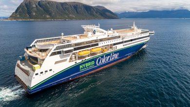 Photo of World's largest plug-in hybrid vessel delivered