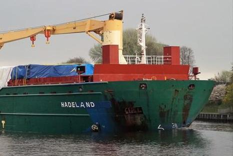 Drunk master runs ship aground twice at Riga