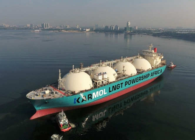 MOL and Karadeniz move ahead with floating gas power station venture