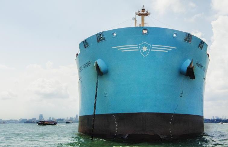 Maersk Tankers looks to offload LR2 pair as newbuilds near delivery