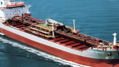 Photo of Hanan Shipping takes small tanker from Amoretti