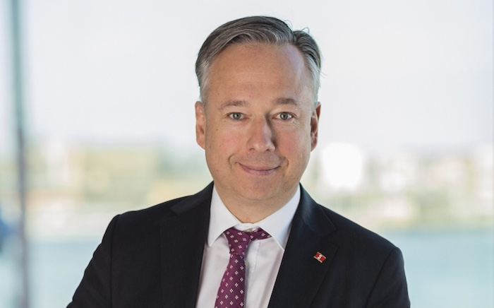 Stena's sustainability chief takes top European shipping position