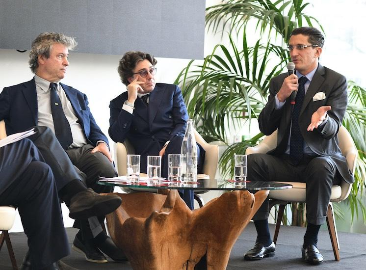 Maritime CEO Forum: John Michael Radziwill on form