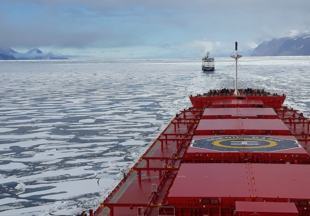 Pangaea orders two more post-panamax bulkers at GSI for Baffinland contract