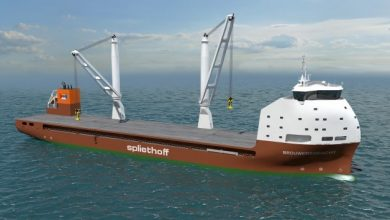 Photo of Spliethoff heads to Mawei for newbuilds