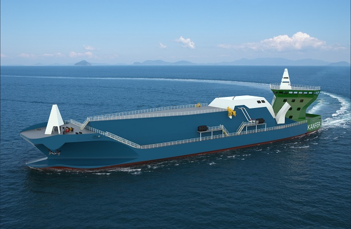 Atlantic Gulf & Pacific invests in Kanfer Shipping