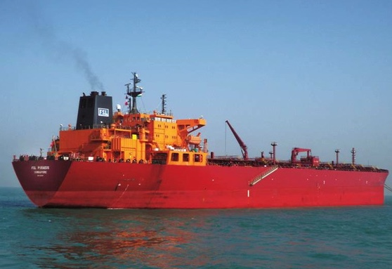 FSL Trust confirms sale of product tanker pair