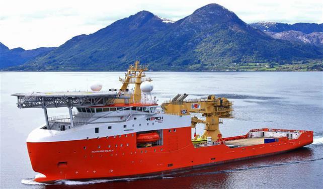 Ocean Infinity brings in Solstad CSV on long-term charter