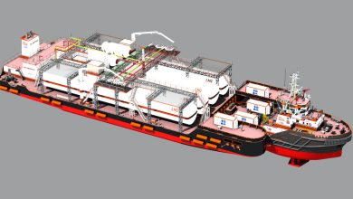Photo of Rimorchiatori Riuniti Panfido orders innovative LNG bunker barge at Rosetti