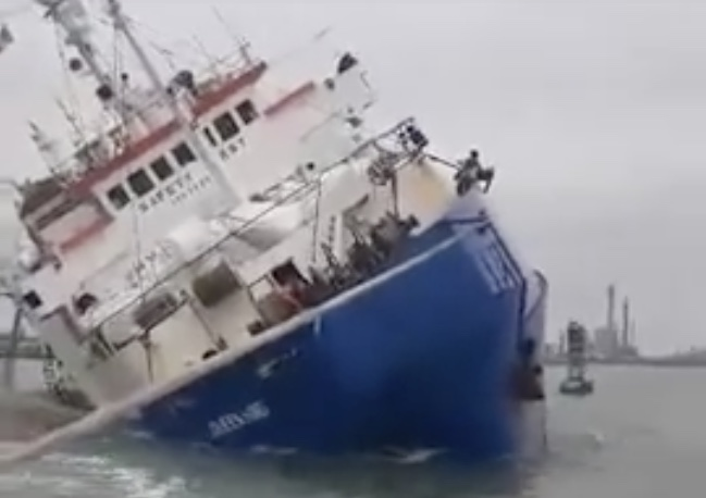 Live Animal Export: Loaded sheep ship capsizes, 13,567 sheep drown