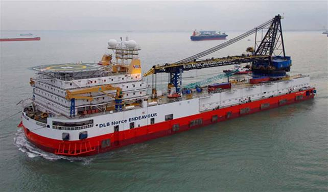 Solstad Offshore clinches pipelay vessel contract with Saipem