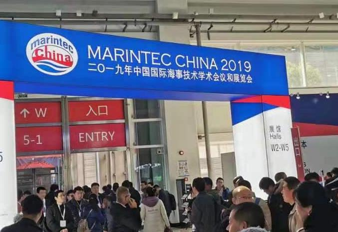 Ammonia grows in stature at Marintec China