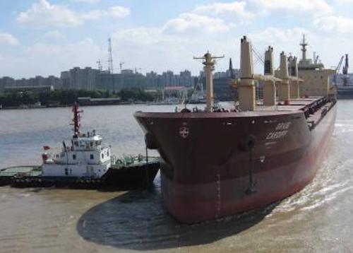 NSB makes bulker entrance taking Graig's last ship