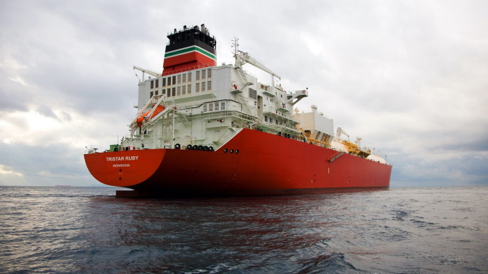 Tristar adds first LNG carrier to fleet