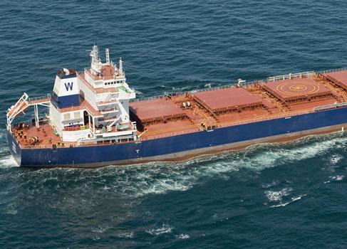 NRP and W Marine behind Genco panamax buy