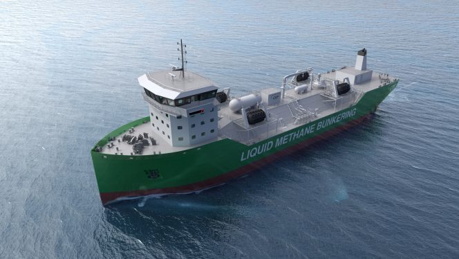 CGR Arctic Marine forms LNG bunkering venture with Wuzhou Shipbuilding