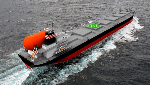NYK and MOL enter LNG-powered coal carriers agreement with Kyushu Electric Power