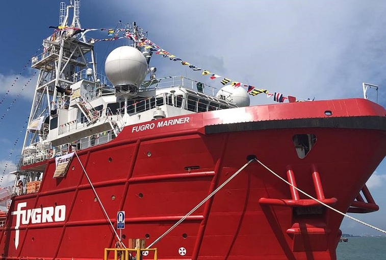 Fugro awarded geotechnical contract for Apsara field offshore Cambodia