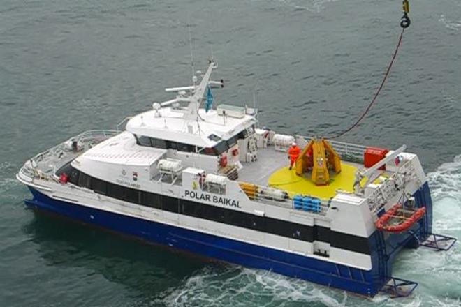 GC Rieber and Prisco crew boat charters extended by Sakhalin Energy