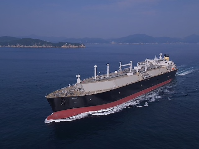 Knutsen, JP Morgan and Korea Line order dual-fuel LNG carriers for Shell charters