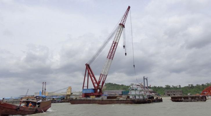 China inks Kyaukphyu development deal with Myanmar