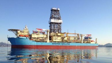 Photo of Maersk Drilling drillship contract cut short by Tullow